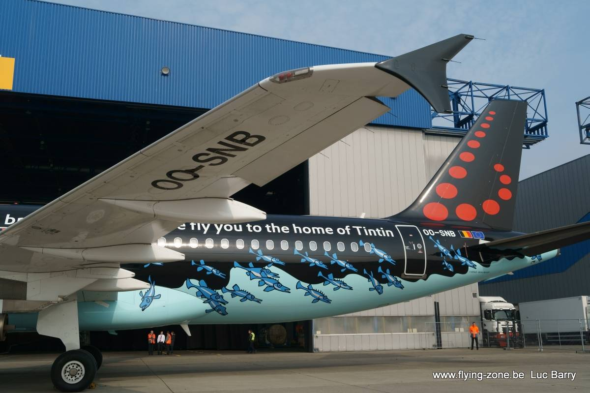 avions brussels airlines
